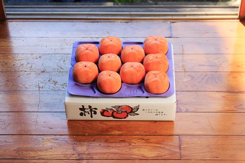 ご注文をいただいてから天野柿を出荷します